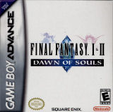 Final Fantasy I & II: Dawn of Souls (Game Boy Advance)